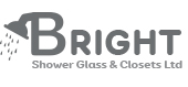 Bright Shower Glass & Closets Ltd Logo